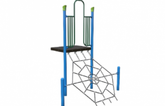 hex net playground climber